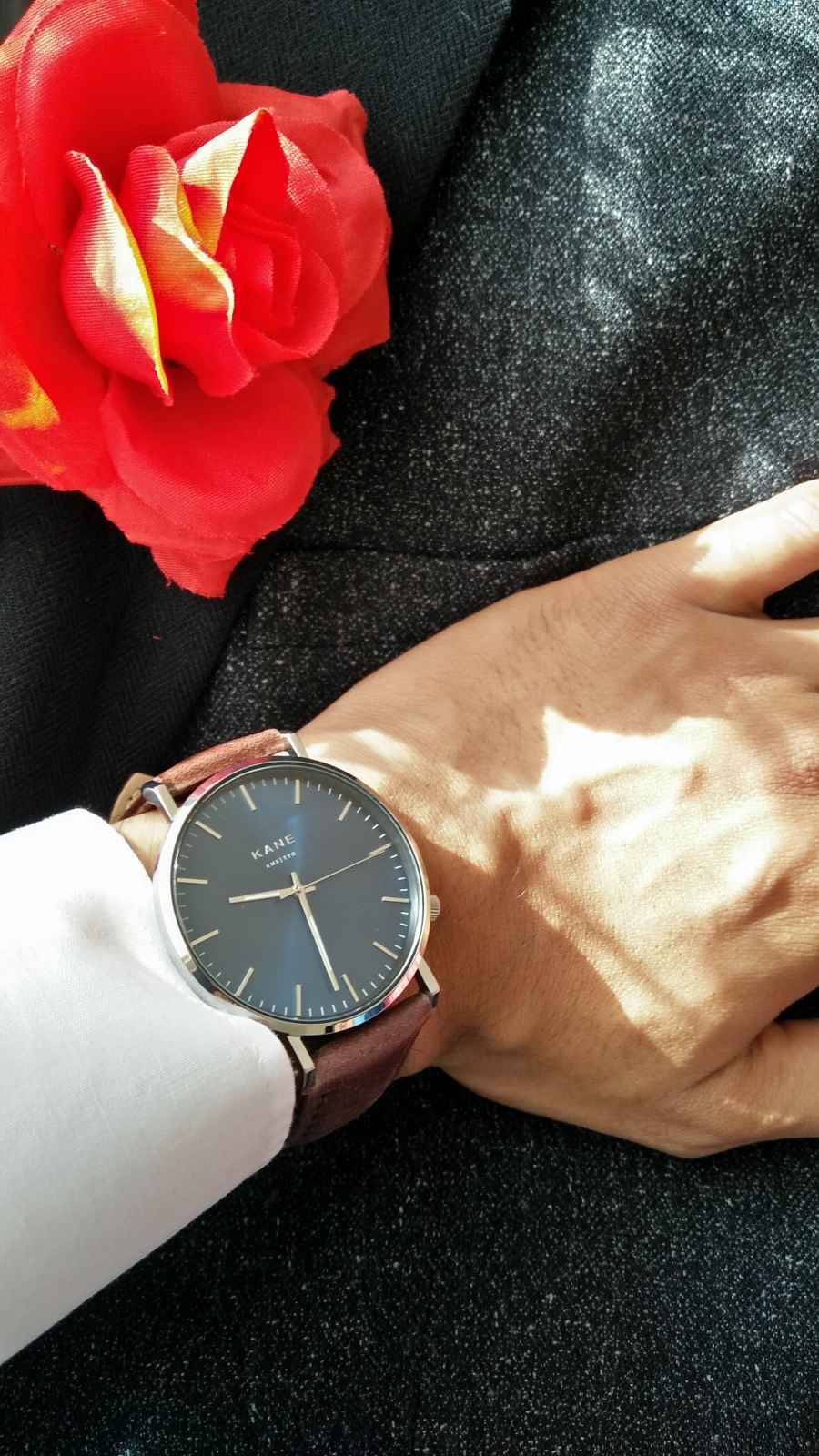 KANE Watches. The Perfect Gentleman's Watch