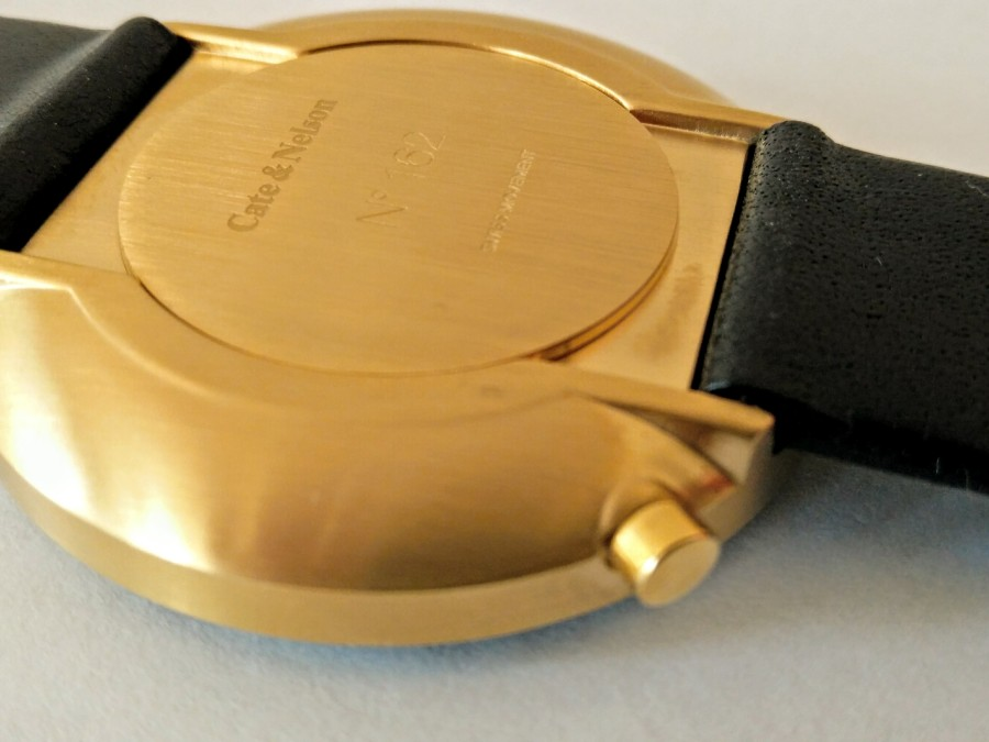 Cate & Nelson Watches. New Labels Only